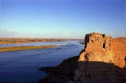 The great River Euphrates
