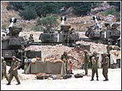 Israel faces war with the Arabs