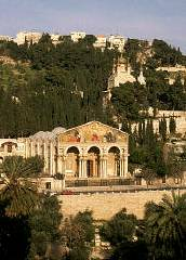 Mount of Olives - place for the return of Messiah Yeshua