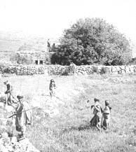 Ancient city of Shiloh, modern Khirbet Seilun