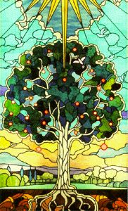 God Planted The Tree Of Life In The Garden Of Eden. Anyone Eating The Fruit  Of This Tree Would Gain Eternal Life. He Also Planted The Tree Of Knowledge  Of ...